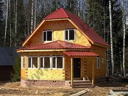 Дом из бруса 7х9,  проект