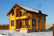 Дом из бруса 9х9.5,  проект