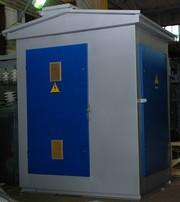Трансформаторные подстанции КТП уменьшенные мощностью 25…630 кВА