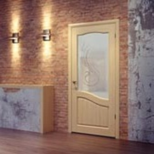 Деревянные двери в кредит