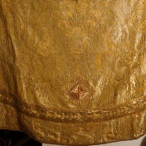 Старинный комплект воскресного протоиерейского (игуменского) облачения