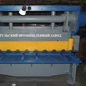 В Туле ремонт гильотинных ножниц стд-9,  нк3418,  н3118, н475,  нд3318