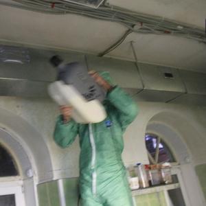 Уничтожение насекомых,  вирусов,  бактерий,  плесени,  неприятных запахов