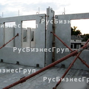Подкос для стеновых панелей  2100-2900мм пятка-пятка.