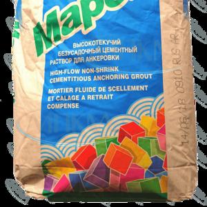 Mapefill - бетонная смесь.