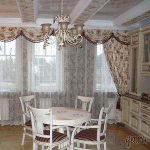 Пошив штор на заказ,  Москва