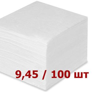 Бумажные салфетки по акции