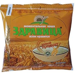 Зерновые каши серии ЗДРАВИЦА,   200 г