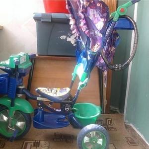Продаётся велосипед детский от 1 года.