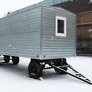 Мобильное здание (вагон-дом) системы
