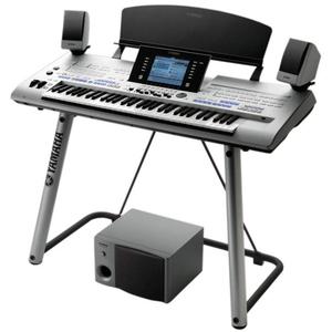 Yamaha Tyros4,  Korg Pa3X,  Pioneer CDJ-2000,  Yamaha PSR-S910 - 61-клави