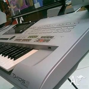 Buy New:Yamaha Tyros5, 4, 3, 2-Yamaha PSR S950, 900, 750, 710-Korg Pa3X-Korg