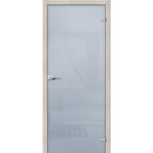 Стеклянные двери Лайт (Белый,  Бронза,  Черный)