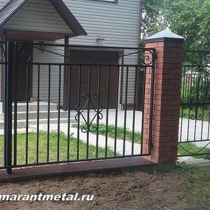 Изготовим металлоконструкции,  ограждения,  ворота