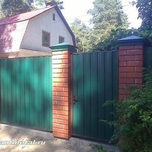 Металлоконструкции,  ворота,  заборы