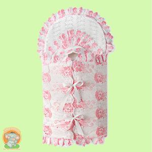 Конверт на выписку новорожденных от магазина Румяные щечки