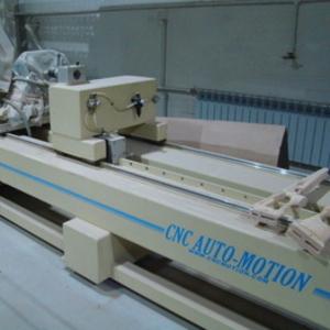 3-х осевой токарный станок с ЧПУ CNC Auto-Motion Columnmaster (2011)