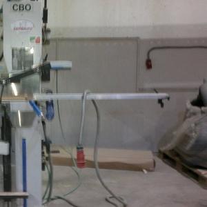 Вертикальный долбежный станок Centauro CBO (2011)