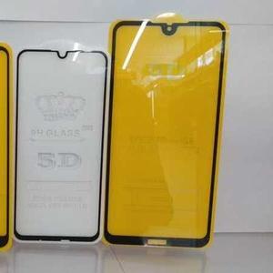 Защитные 5d стекла для смартфонов xiaomi