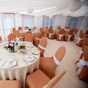 аренда шатров и мебели от компании Альфатент