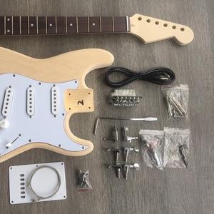 Гитара Statocaster/Стратокастер набор для самостоятельной сборки полноценной гитары.