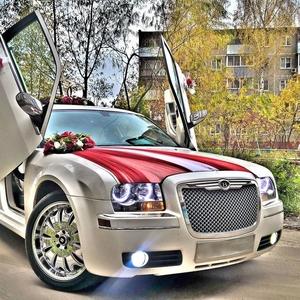 Заказ машин на свадьбу