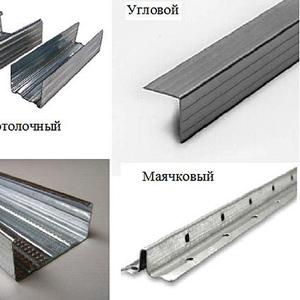 Алюминиевый профиль для ГКЛ от ведущих производителей