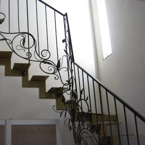 Лестницы. Художественная ковка.