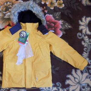 Новая куртка - пуховик Reima Serkku 134 зима