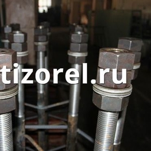 Гайка высокопрочная ГОСТ 22354-77 класс прочности 8.0,  10, 0
