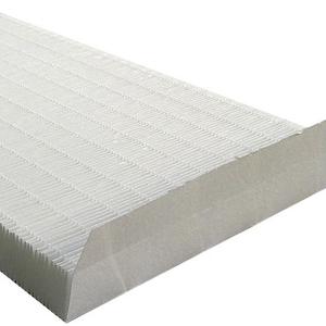 Гофромат Hepa фильтрующее гофрополотно для производства фильтров