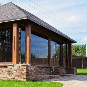 Мягкие и гибкие окна,  шторы ПВХ «MOKNA».