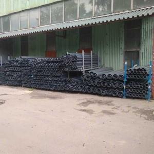 Поставляем фитинги и трубы PVC-U