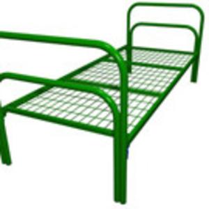 Кровати металлические для рабочих в бытовки,  времянки,  с доставкой