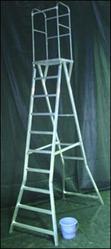 Лестницы алюминиевые в широком ассортименте от производителя