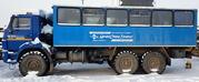 Продам вахтовый автобус Камаз 43118  бу