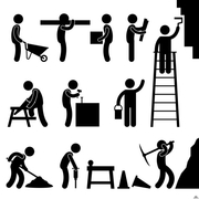 Аутсорсинг грузчиков,  разнорабочих,  подсобных рабочих