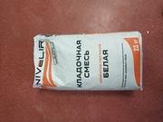 Акция!!! Белая кладочная смесь Nilevir М-200 (25 кг).