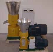 Грануляторы для  производства пеллет